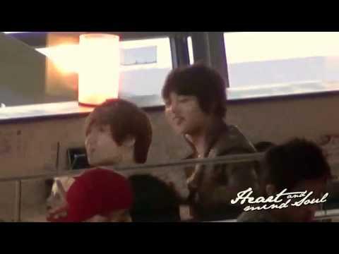 SHINee 2min Bromance + Minho's Confession