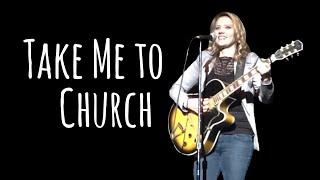 Kate McKinnon singing