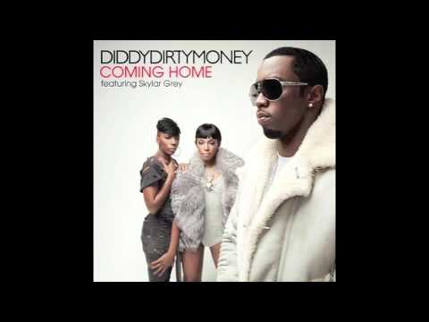 Diddy & Dirty Money ft Skylar Grey - Coming Home (Official Instrumental)