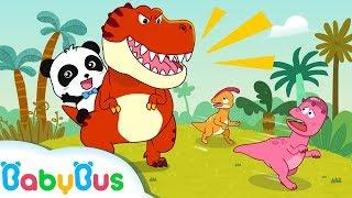 ¡Tiranosaurio Rex Soy! | Canción Infantil | Canción de Dinosaurios para Niños | T-Rex | BabyBus