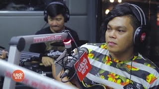 "Silent Sanctuary performs ""Pasensya Ka Na"" on Wish 107.5 Bus"