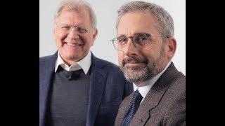 TimesTalks: Steve Carell and Robert Zemeckis