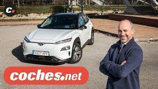 Hyundai Kona Electric | Prueba de autonomía / Test / Review | Coches eléctricos | coches.net