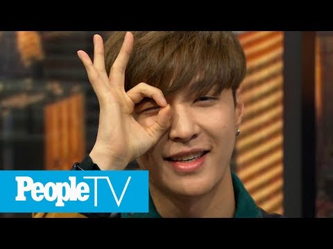 M-Pop Sensation Lay Zhang Reveals His Wildest Fan Experience & Shows His Signature Wink | PeopleTV