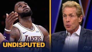 Skip Bayless believes LeBron will use Luke Walton as a scapegoat | NBA | UNDISPUTED