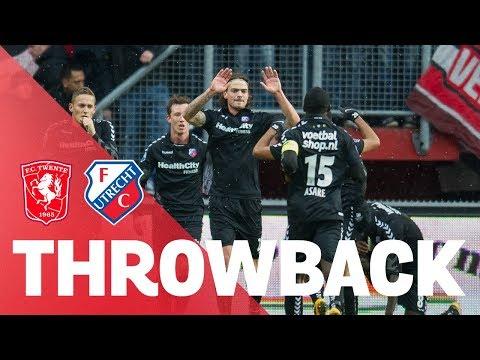 THROWBACK   FC Twente - FC Utrecht (2012/2013)