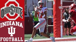 #6 Ohio State vs Indiana Highlights | NCAAF Week 3 | College Football Highlights
