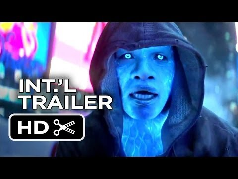 The Amazing Spider-Man 2 Official UK Trailer (2014) - Andrew Garfield Movie HD - Smashpipe Film