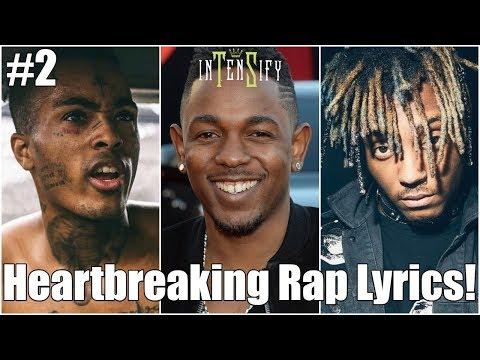 10 Heartbreaking Rap Lyrics of Our Generation | Part 2