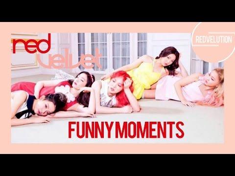 Red Velvet Funny Moments 레드벨벳 웃긴영상 | redvelution