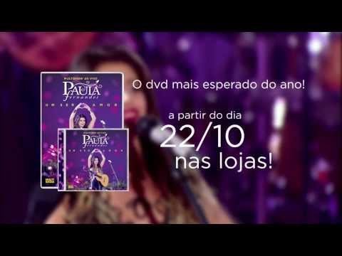Baixar Paula Fernandes - Novo DVD  - Trailer