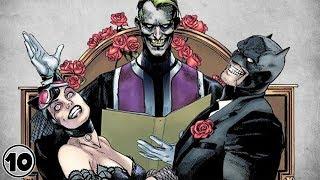 Top 10 Superhero Weddings