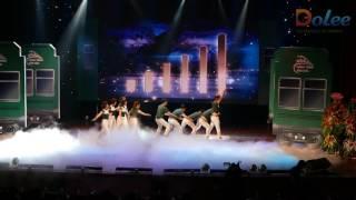 Interactive Dance by Dolee 3D - Vietcombank Haiphong