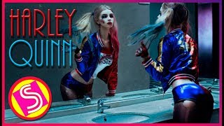 Harley Quinn Creepy Face Musical.ly Compilation - Best Cosplay Makeup #HarleyQuinn #SuicideSquad