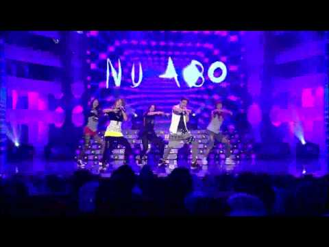 f(x) - NU ABO (Comeback Stage May, 16, 10)