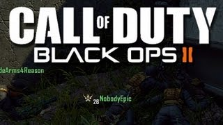 Black Ops 2 - Fun Time with Bad Players! #3 (Clueless Sniper!)