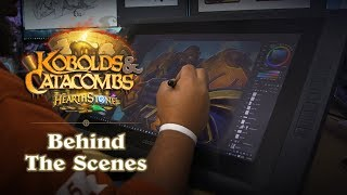 Kobolds & Catacombs Behind the Scenes preview image