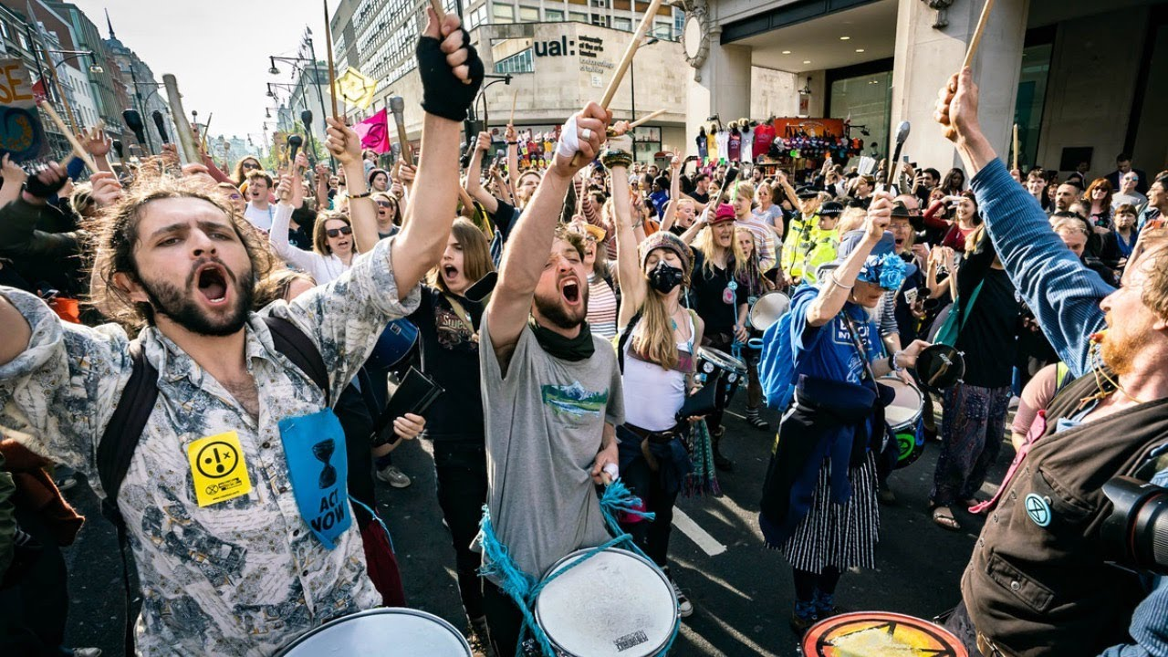 This week's Roundup from across XR   Extinction Rebellion UK