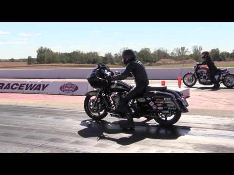 S&S Cycles 143 Cubic Inch 9 Second Road Glide