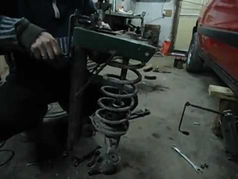 Стяжка для пружин на ваз своими руками фото 32