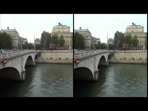 Paris in 3D SBS