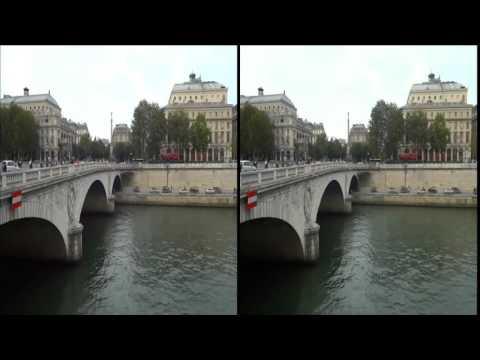Paris in 3D SBS