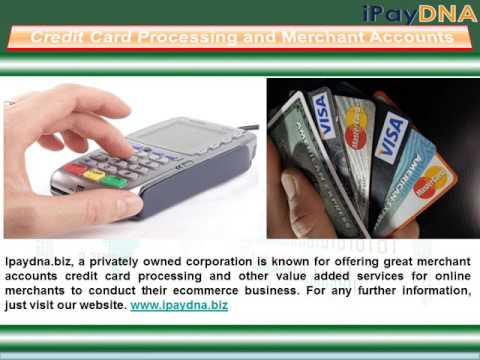 Best Credit Card Processing and Merchant Accounts at ipaydna biz
