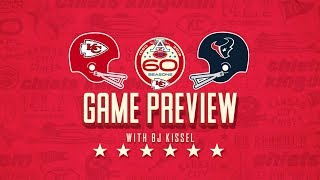 Chiefs vs. Texans: Game Preview with Former Chiefs' DL Mike DeVito