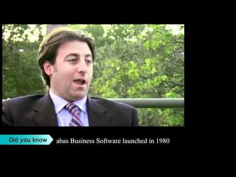 ProMobility CEO on abas ERP