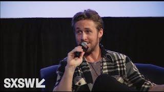 Ryan Gosling & Guillermo Del Toro: A Conversation   SXSW Live 2015   SXSW ON