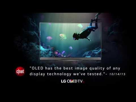 LG OLED TVs at Abt