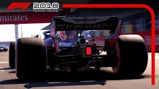 F1 2018 - Játékmenet Trailer 2