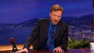 Conan O'Brien Alabama (TBS) Song
