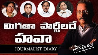Journalist Diary- The New Regime 2019..