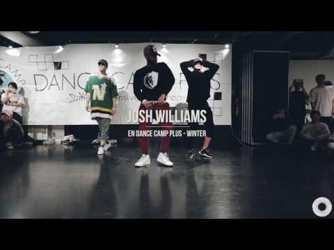 (2.8) Josh Williams (16:00 Class) DANCE CAMP PLUS 2017 WINTER