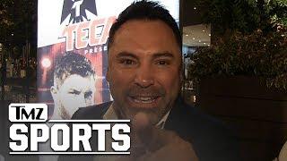 Oscar De La Hoya Says Mayweather's a Broke 'Lowlife'   TMZ Sports
