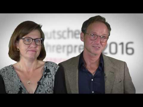 Lehrerpreis 2016: Sonderpreis des Cornelsen Verlags für das Gymnasium Kirchheim bei München
