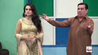 SIRF 5 MINUTES - NASIR CHINYOTI - PAKISTANI STAGE DRAMA FULL COMEDY CLIP