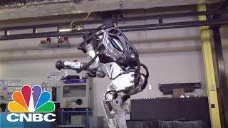 Boston Dynamics Reveals New Atlas Robot   CNBC