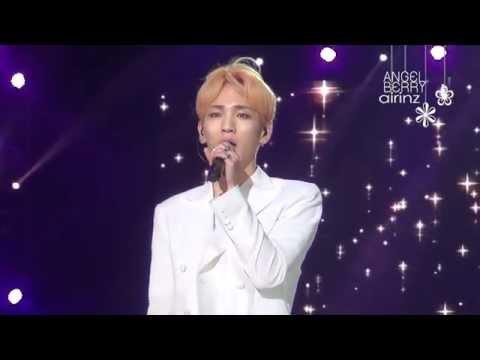 [Fancam]150328 KEY Music Bank in Hanoi - Yeu lai tu dau