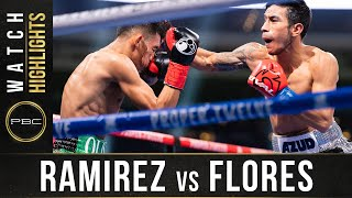 Ramirez vs Flores HIGHLIGHTS: December 5, 2020 - PBC on FOX PPV