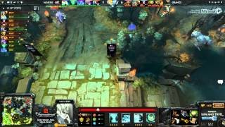 Game 1 - Mineski vs Orange E-Sports DOTA - The International 4 - SEA Qualifiers