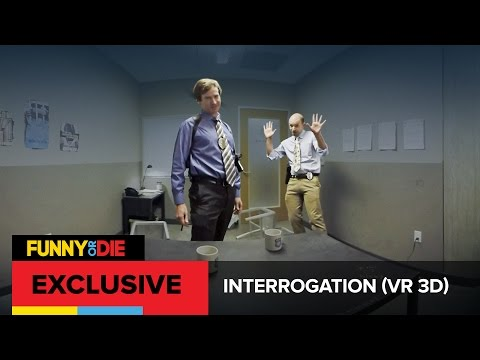 Interrogation VR (3D Google Cardboard Version) by Funny Or Die