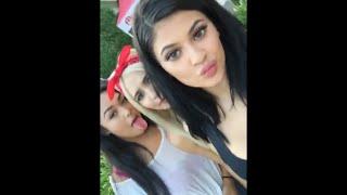 KYLIE JENNER SNAPCHAT VIDEOS 5 (ft.Tyga, Kim Kardashian, Kendall Jenner, Khloe Kardashian,etc.)