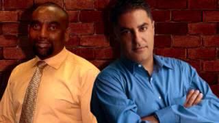 Cenk Uygur interview on The Jesse Lee Peterson Show (Part 1/3)