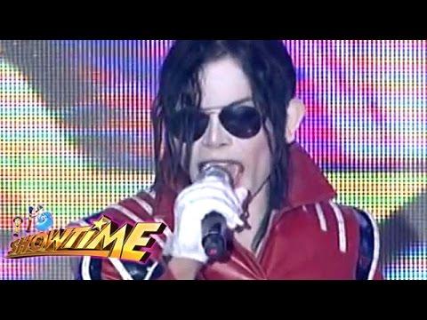 It's Showtime Kalokalike Face 2 Level Up: Michael Jackson