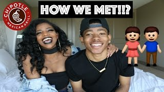 STORY TIME: HOW WE MET | DK4L