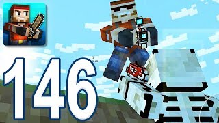 Pixel Gun 3D - Gameplay Walkthrough Part 146 - Battle Royale (iOS, Android)