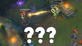 """THAT'S AN """"INTERESTING"""" WAY TO GANK MID LANE... 