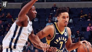 Indiana Pacers vs Memphis Grizzlies - Full Game Highlights | December 2, 2019 | 2019-20 NBA Season